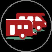 Fahrzeugbestand Reisemobile & Caravans